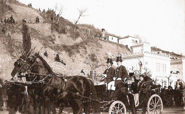 Corso delle Carrozze a Barcola